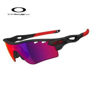 Oakley RADARLOCK PATH Matte Black Ink / Positive Red Iridium (아시아 모델)